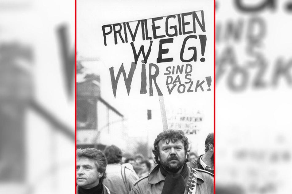 Die Montagsdemonstrationen waren für viele DDR-Bürger der Einstieg in die Politik. Auch für Holger Zastrow.