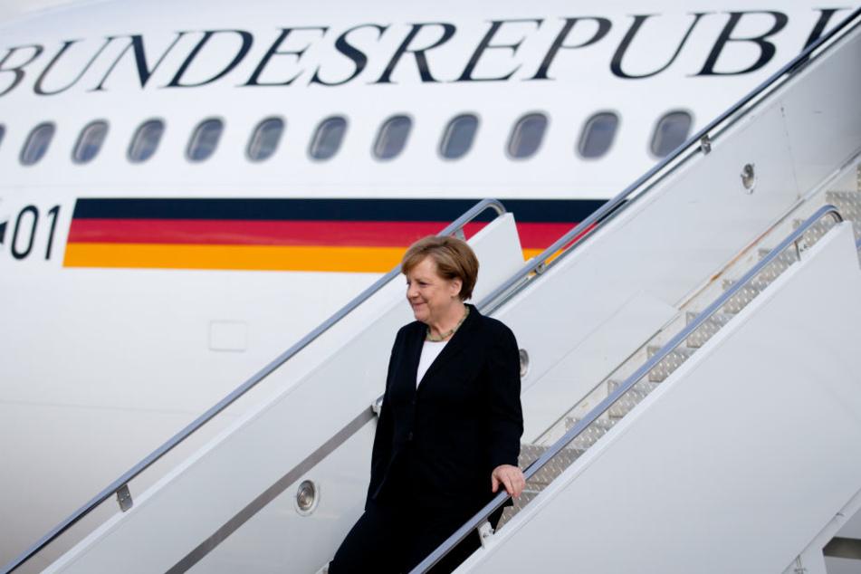 Auf dem Weg zum G20-Gipfel in Buenos Aires gab es ernsthafte Störungen im Regierungs-Airbus.