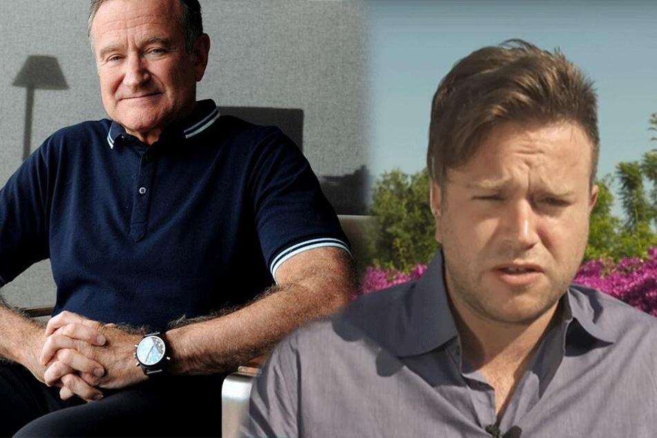 """Sohn von Robin Williams: """"Es gibt keinen einzigen Tag, an dem ich nicht an unseren Vater denke"""""""