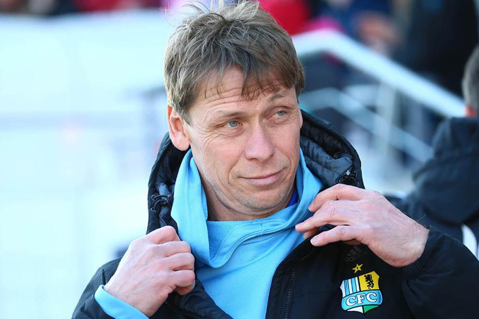 Seit dem 2. März 2016 steht Sven Köhler als CFC-Trainer an der Seitenlinie. 18 von 37 Spielen wurden unter seiner Regie gewonnen.