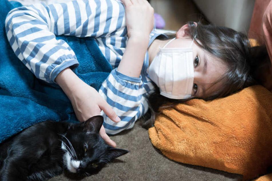 Kinder sind besonders häufig von Infekten betroffen - bis zu zwölf Erkrankungen pro Jahr sind vollkommen normal.