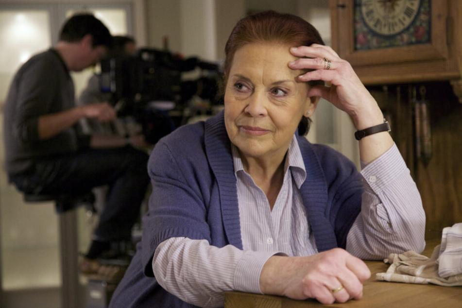 Cafeteria-Chefin 'Charlotte Gauss' war nicht aus der Sachsenklinik wegzudenken.