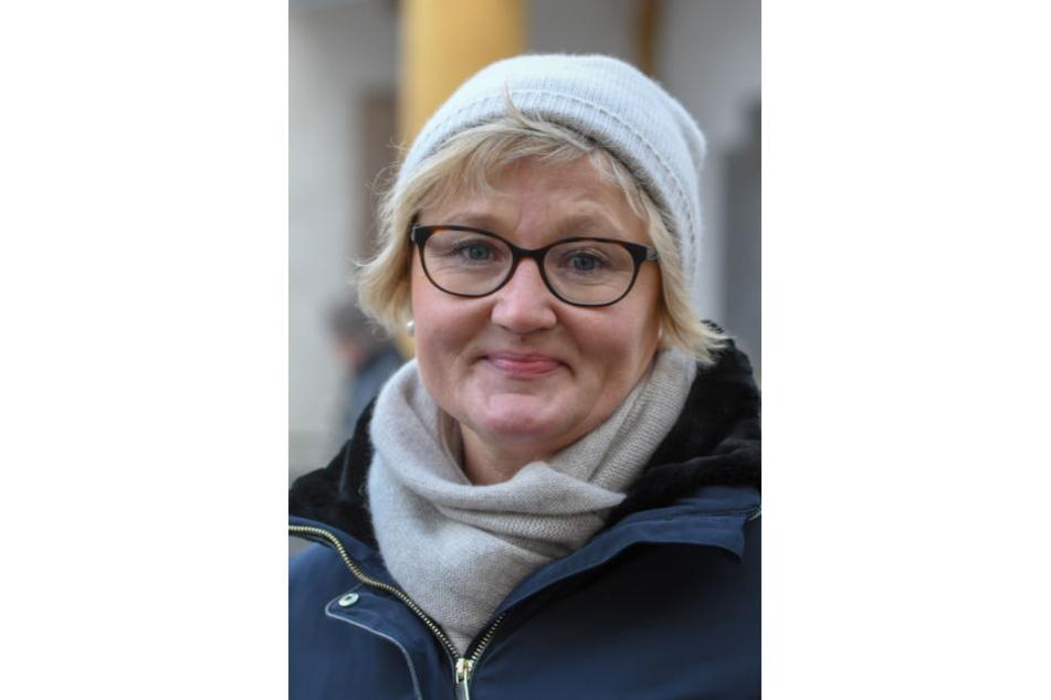 Ruth Lobensteiner ist erschrocken über die Taten, hat aber keine Angst.
