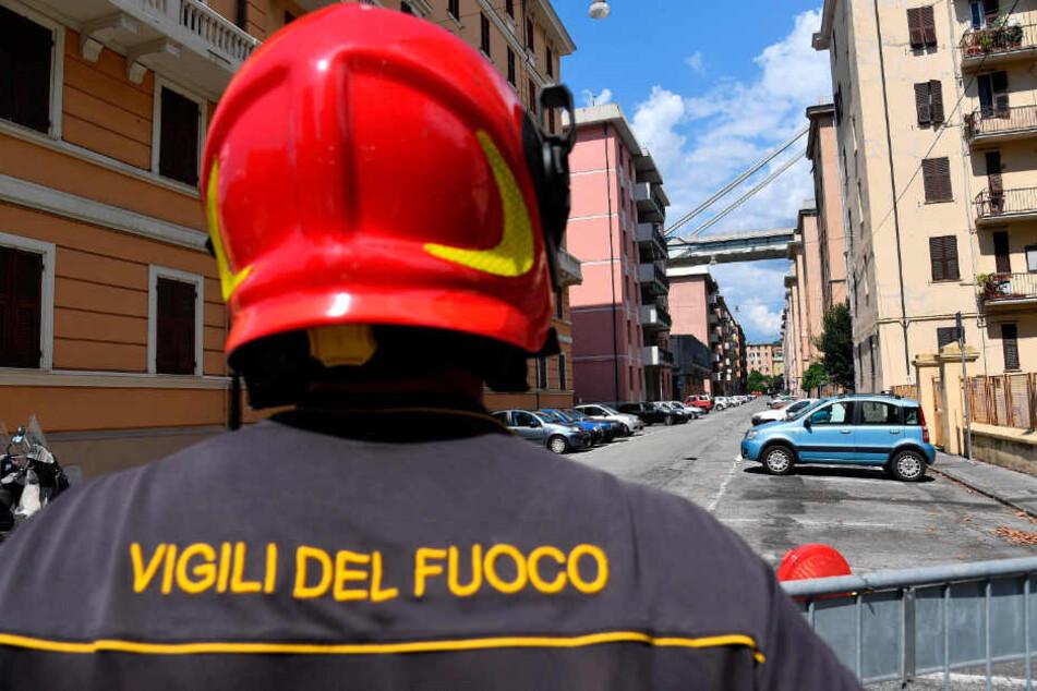 Die Feuerwehr musste am Mittwochmorgen ausrücken. (Symbolbild).