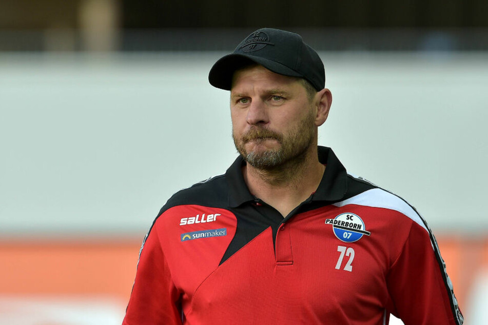 Steffen Baumgart (46) möchte, dass seine Mannschaft nach vorne spielt.
