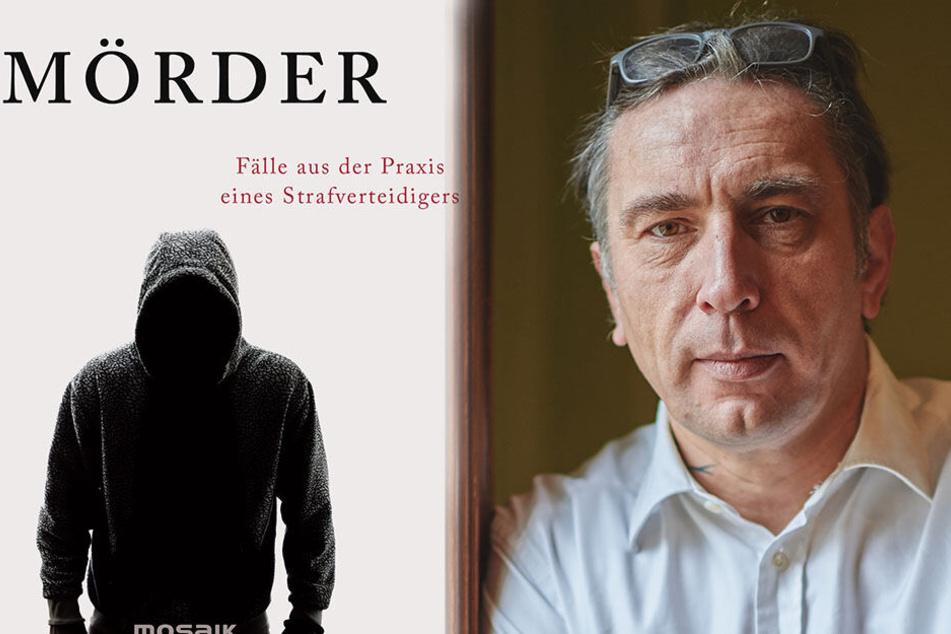 """Anwalt Veikko Bartel (52) liest aus seinem aktuellen Buch """"Mörder""""."""