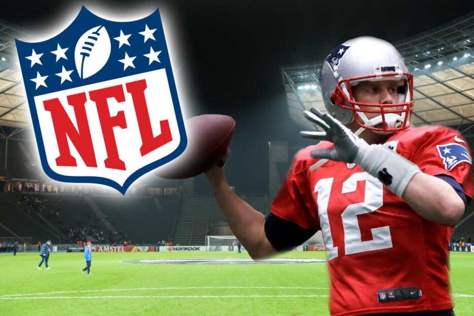 Berlin: Tom Brady in Berlin? Patriots wollen NFL nach Deutschland holen!