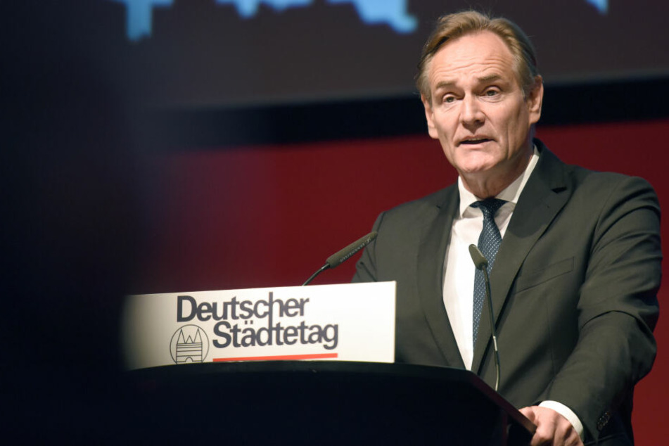 Burkhard Jung ist neuer Städtetags-Präsident.