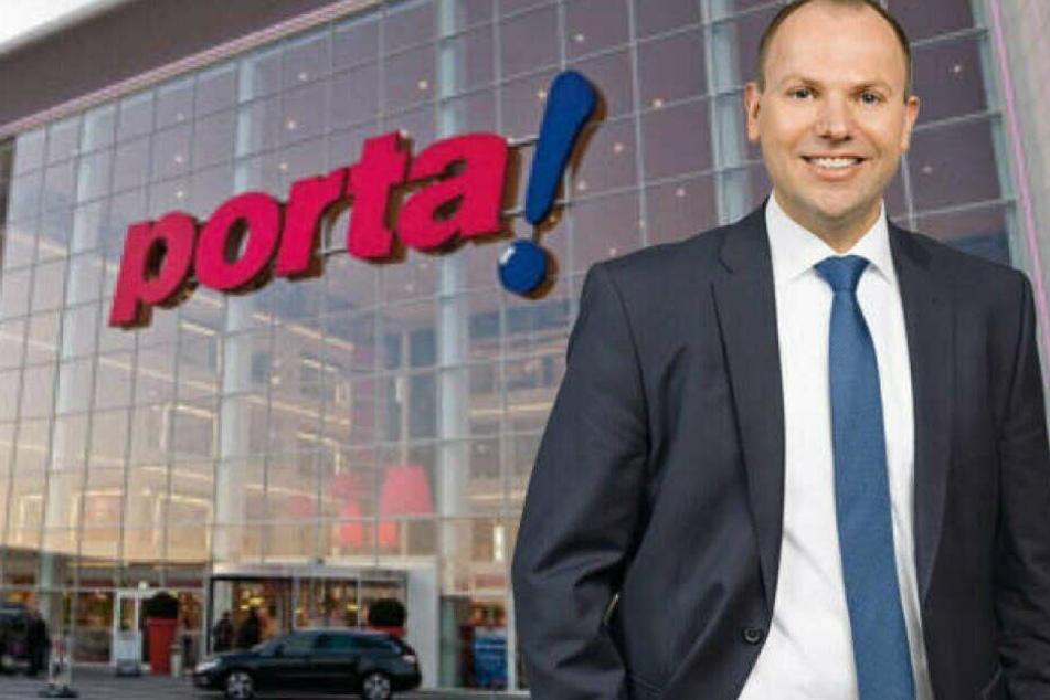 Geschäftsleiter Torsten Stellbrink freut sich auf Euren Besuch.