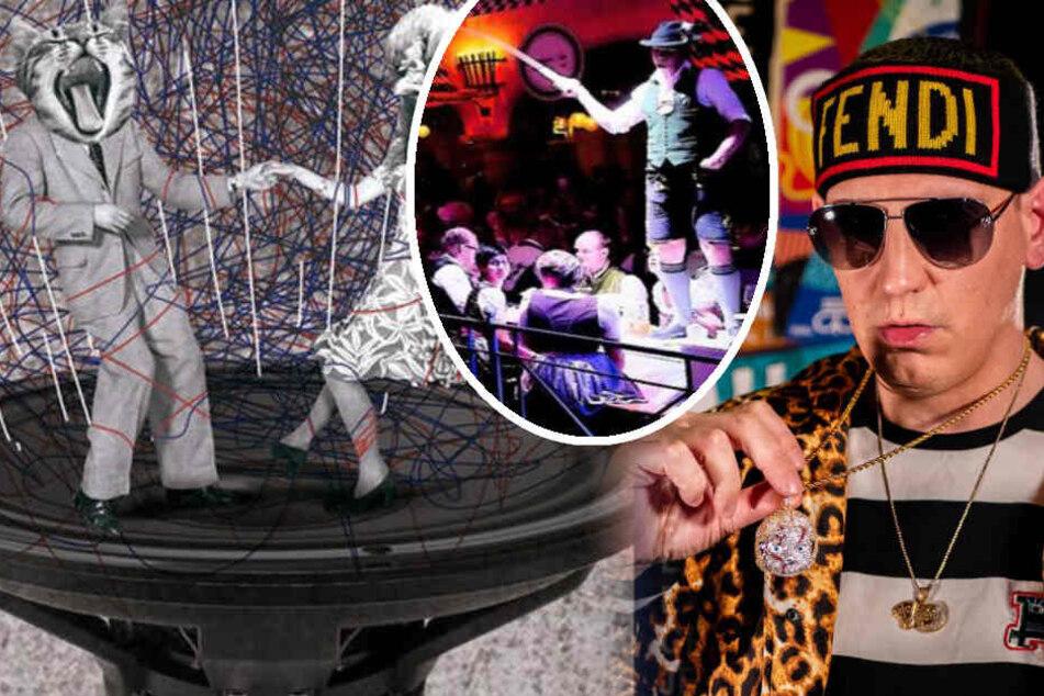 Elektro, Hip-Hop oder Volksmusik: Das geht heute alles in München