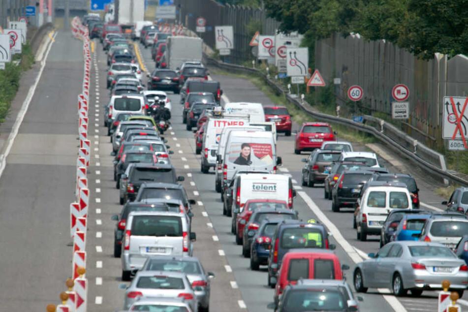 Die A445-Ausfahrt in Richtung Hamm wird gesperrt. (Symbolbild)