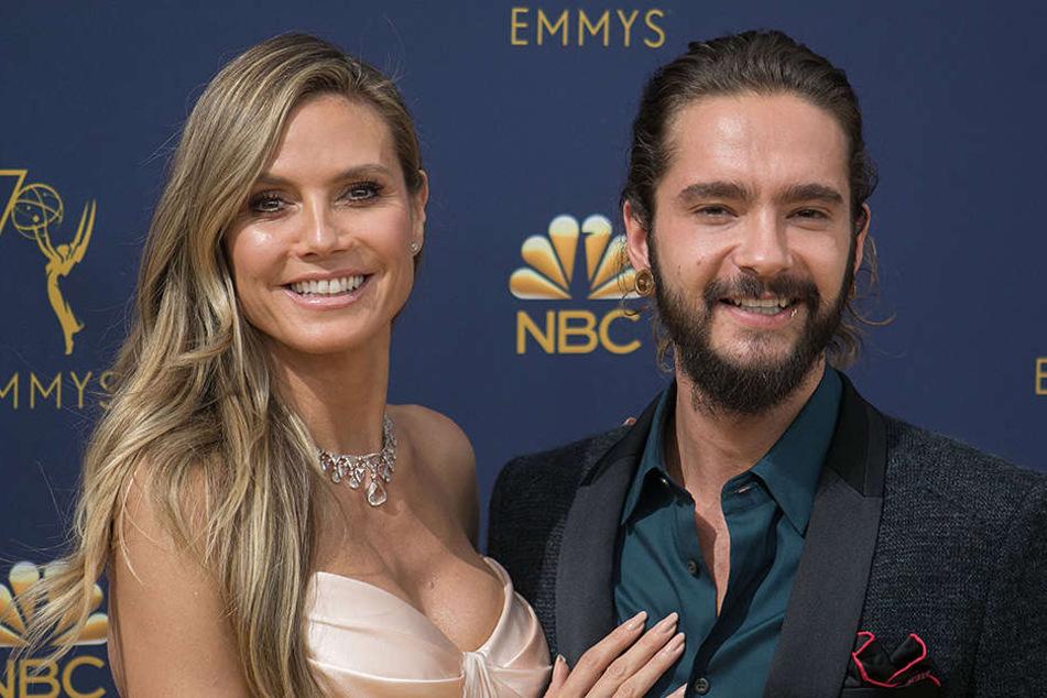Seit Mai 2018 sind Heidi Klum und Tom Kaulitz offiziell ein Paar.