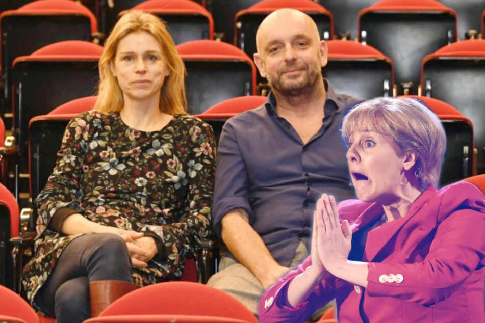 Die Ära Merkel kommt als Tragikkomödie auf die Theaterbühne
