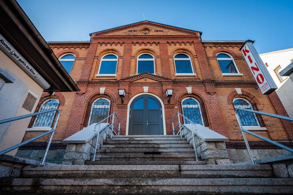 """Nach vier Jahren Arbeit ist das """"Union Filmtheater"""" in Schneeberg fertig renoviert."""