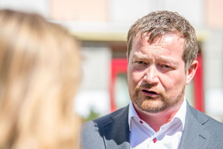"""""""Wie Lübcke"""": Morddrohung gegen Bayerns SPD-Generalsekretär Uli Grötsch"""