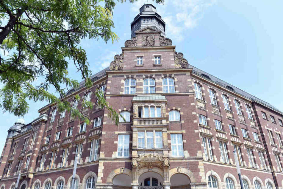 Das Verwaltungsgericht in Gelsenkirchen.