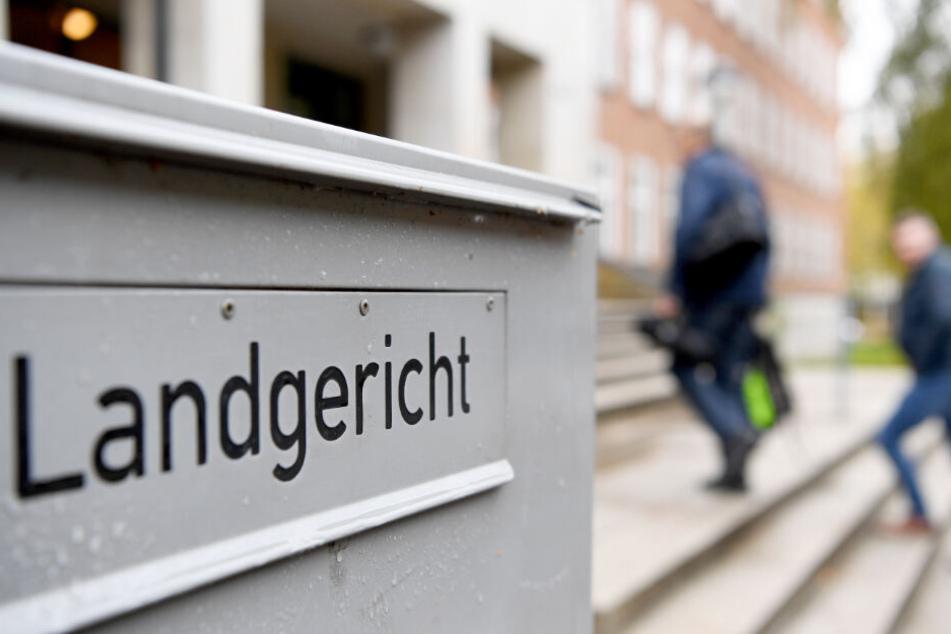 Vor dem Landgericht Kiel wird der Fall verhandelt. (Archivbild)
