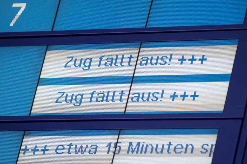 Am Bahnhof Kassel-Wilhelmshöhe war ein Polizeieinsatz schuld an Verspätungen der Züge. (Symbolbild)