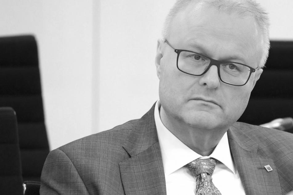 Thomas Schäfer tot bei Bahngleisen gefunden: Politik schockiert nach Tod von Hessens Finanzminister
