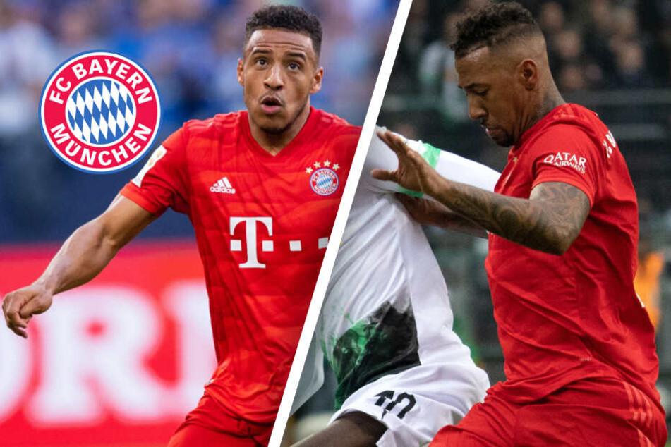 Verletzungssorgen beim FC Bayern: So steht es um Jerome Boateng und Corentin Tolisso