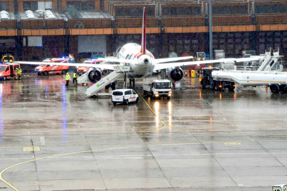 Eurowings: Ein Dutzend Verletzte bei Eurowings-Flug nach Berlin!