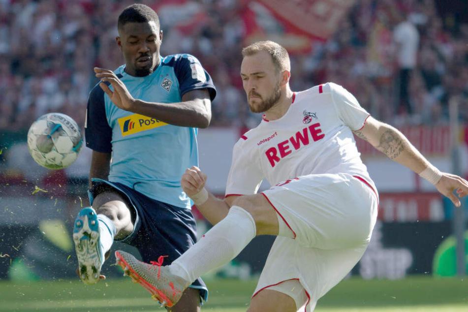 Das Derby zwischen Gladbach und dem 1. FC Köln wurde sonntagfrüh abgesagt.