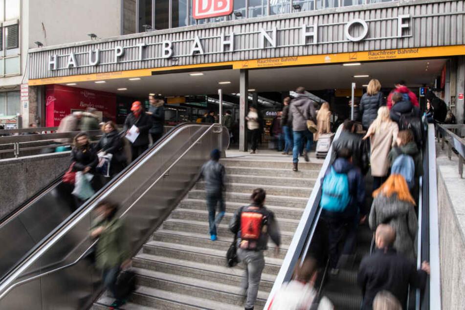 Am Hauptbahnhof in München wurde der Alkoholkonsum eingeschränkt.