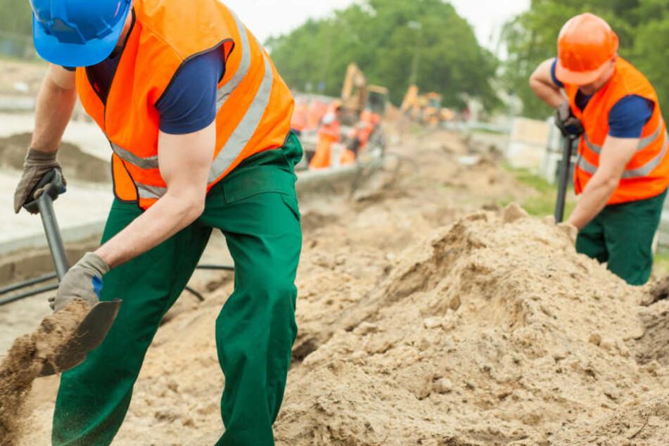Mehrere Jahrzehnte unter unseren Füßen? Bauarbeiter buddeln zufällig Leiche aus