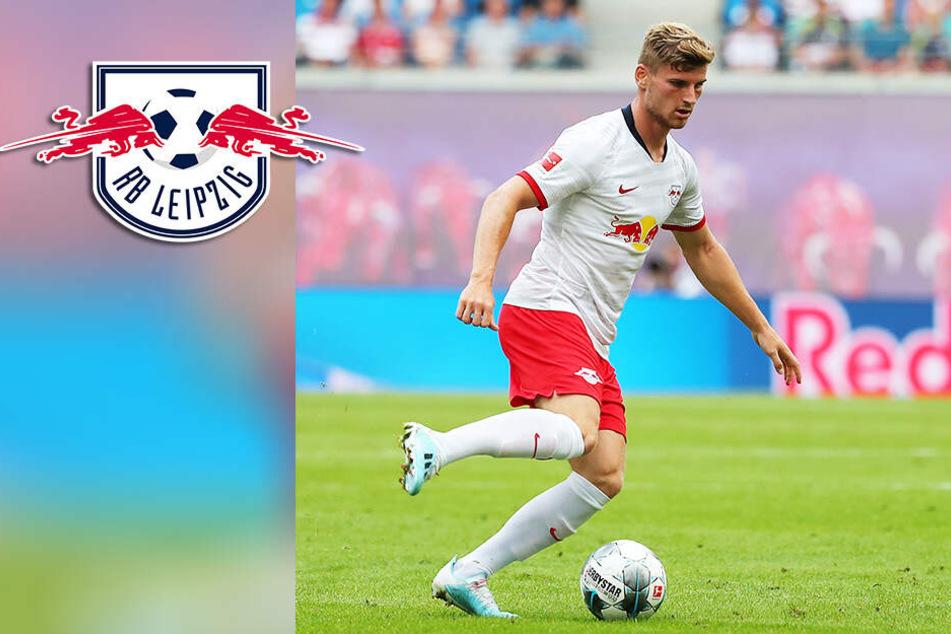 Vertrags-Hammer bei RB Leipzig! Timo Werner verlängert doch