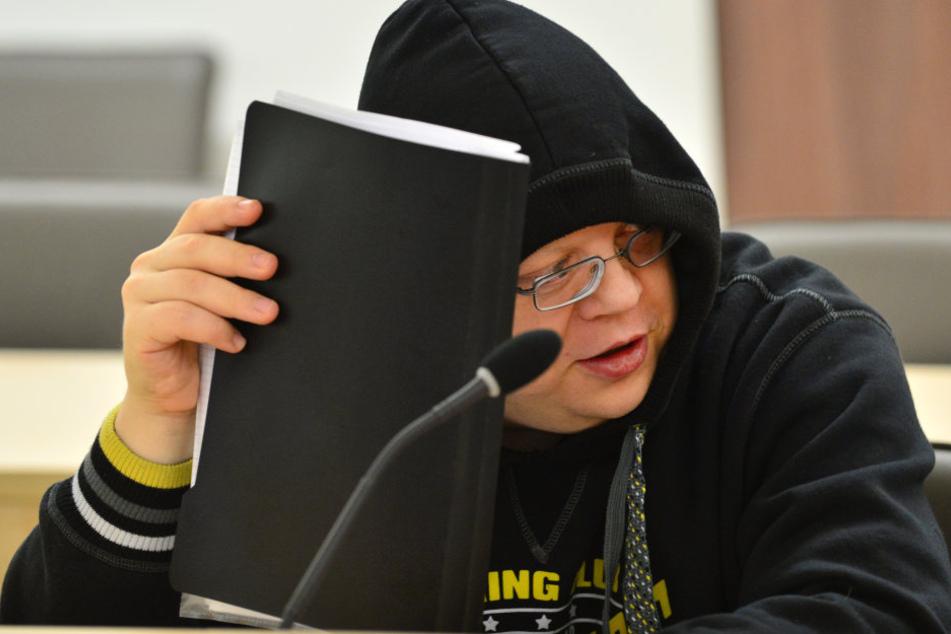 Neonazi Tino Brandt wieder angeklagt