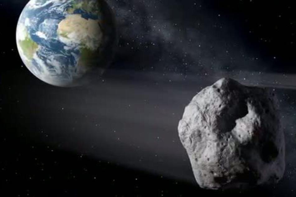 Dicker Brocken aus dem All: So extrem nah kommt Asteroid 2011 ES4 der Erde