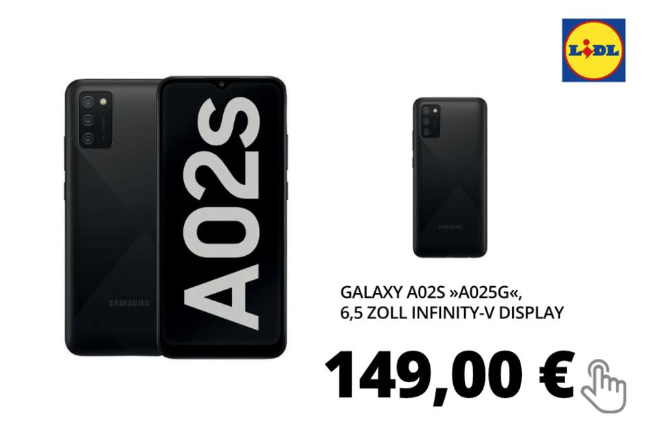 Galaxy A02s »A025G«