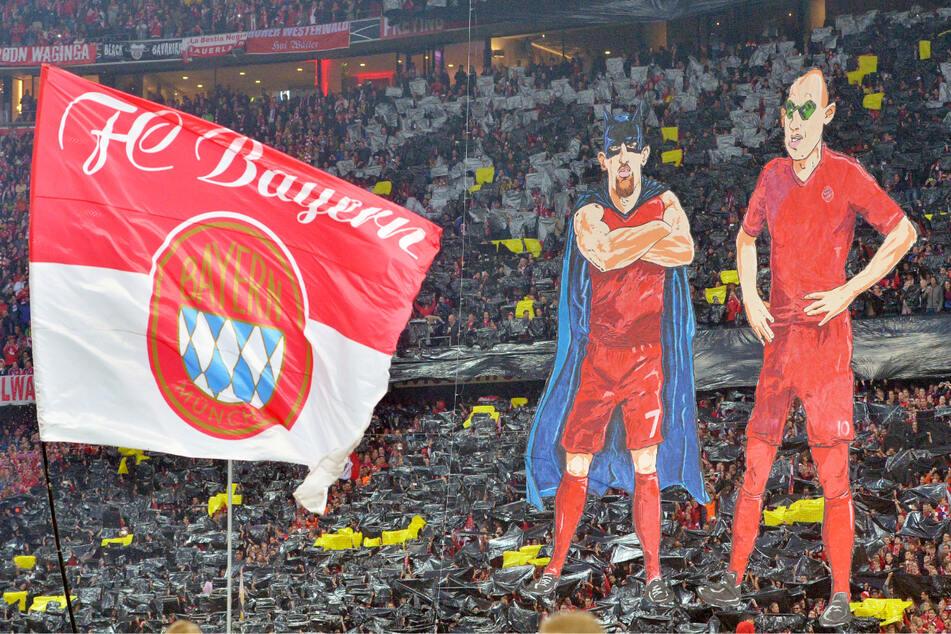 Zusammen mit Arjen Robben (37) avancierte Franck Ribéry (38) beim FC Bayern München zu einer unumstrittenen Legende des Rekordmeisters.