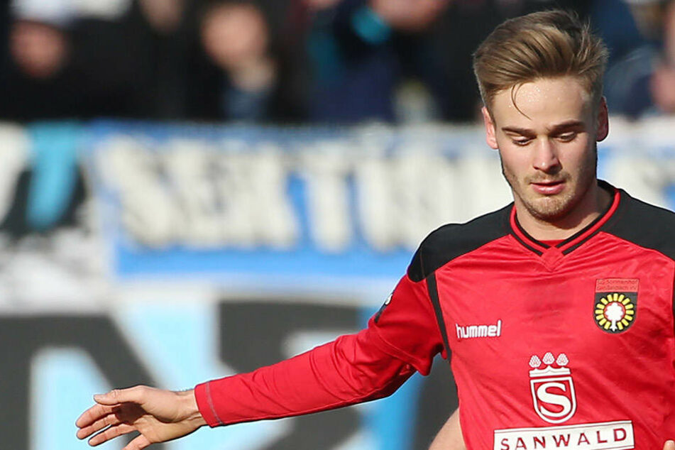 Lucas Röser erzielte in der vergangenen Drittliga-Saison 14 Tore.