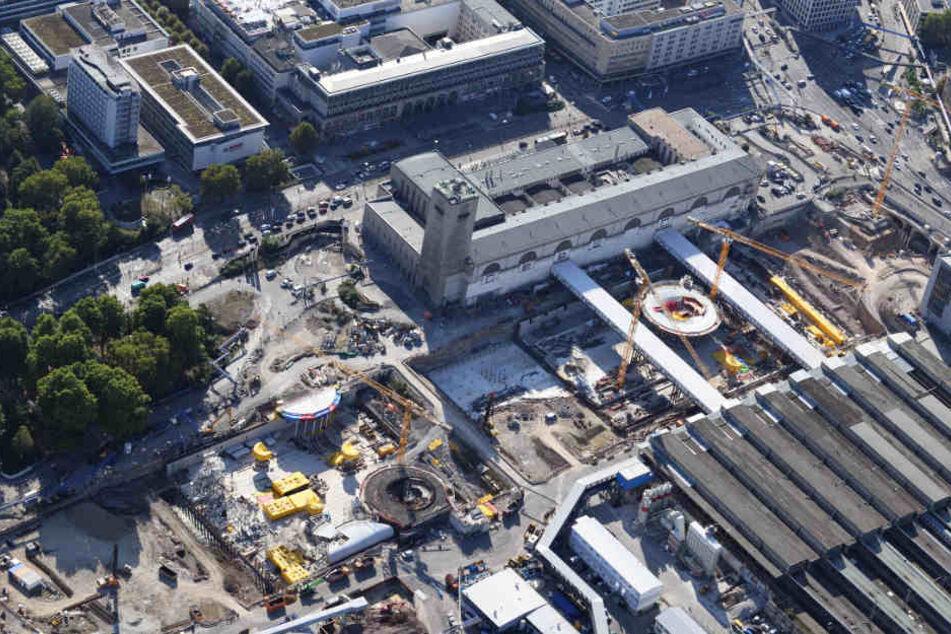 Das Milliardenprojekt sorgt in und um Stuttgart seit Jahren für Diskussionen und Proteste.