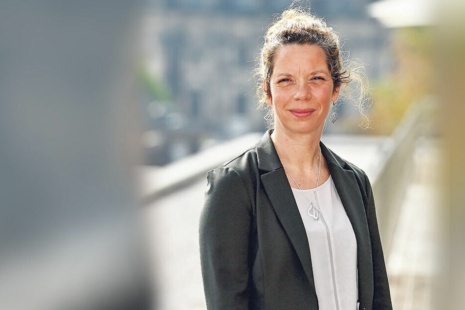 Landes-Chefin Antje Feiks (40) kandidiert nicht mehr für den Vorsitz.