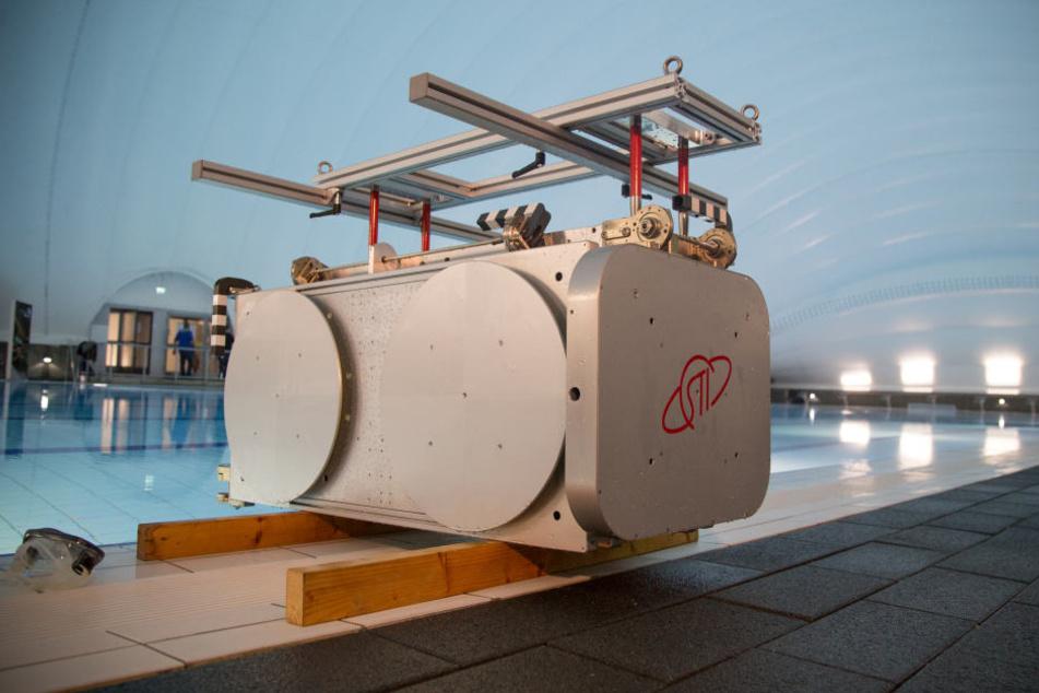 Das Technologierprojekt mit dem Namen «Icarus» des Max-Planck-Instituts für Ornithologie in Radolfzell soll auf der Internationalen Raumstation ISS installiert werden.