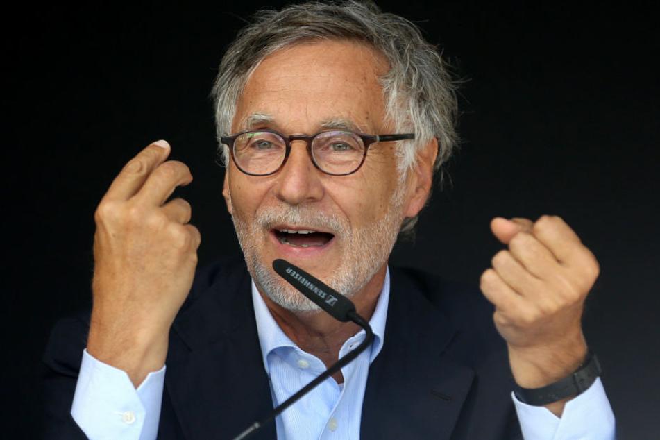 Der neue Geschäftsführer Kurt Krieger will auch in Kassel für einen Stellenabbau sorgen.
