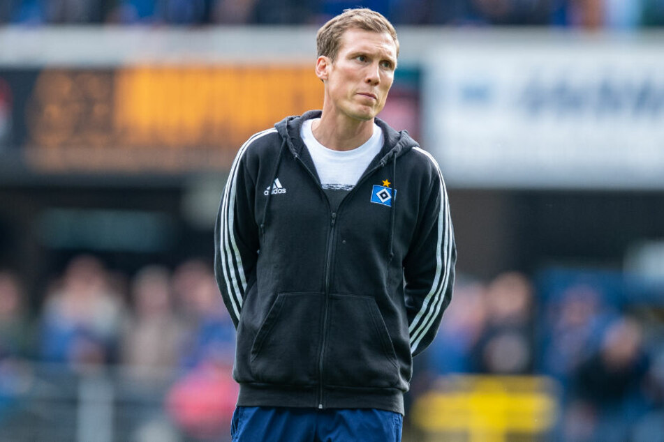 Der Verein gab die Trennung von HSV-Trainer Hannes Wolf bekannt.