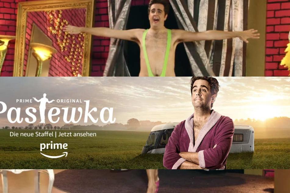 """""""Pastewka"""" dreht durch! Nach der 8. Staffel kommt auch die 9. - wieder bei Amazon!"""