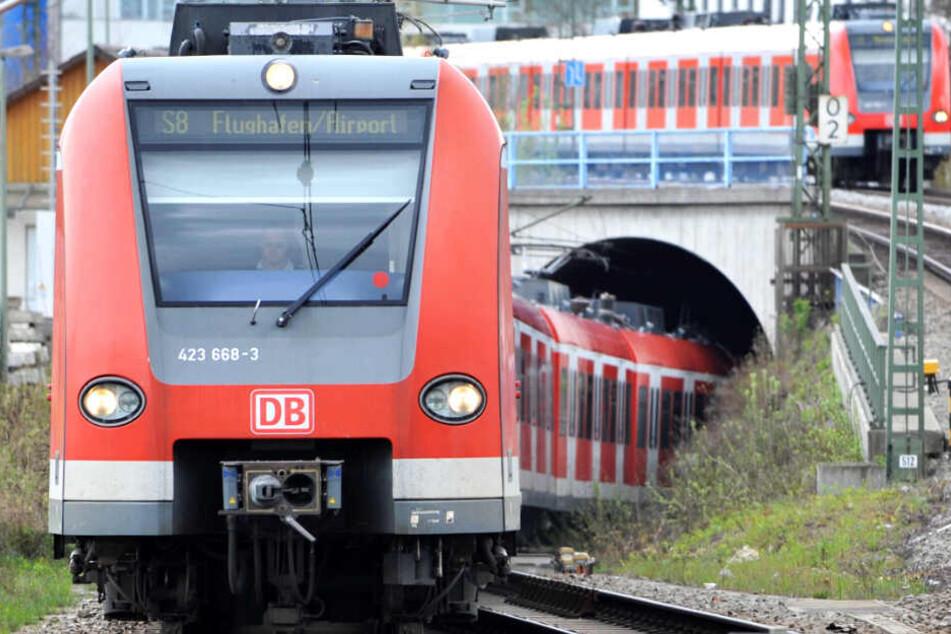 Die wichtige Stammstrecke in München ist am Wochenende einmal mehr gesperrt.