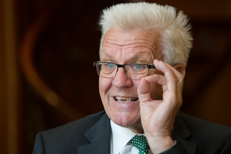 Ministerpräsident Winfried Kretschmann will straffällige Flüchtlinge in die Pampa schicken.