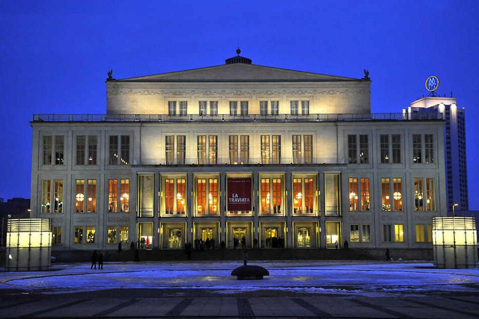 Die Oper Leipzig feiert 2017 ihren 325. Geburtstag.