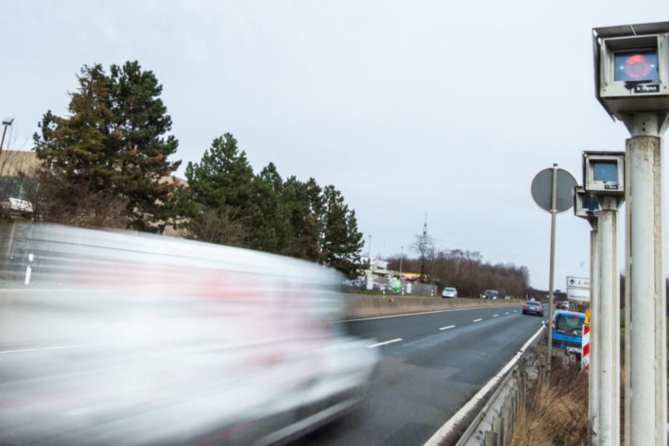 Achtung Autofahrer! Polizei startet mit Blitzer-Marathon die Jagd auf Raser