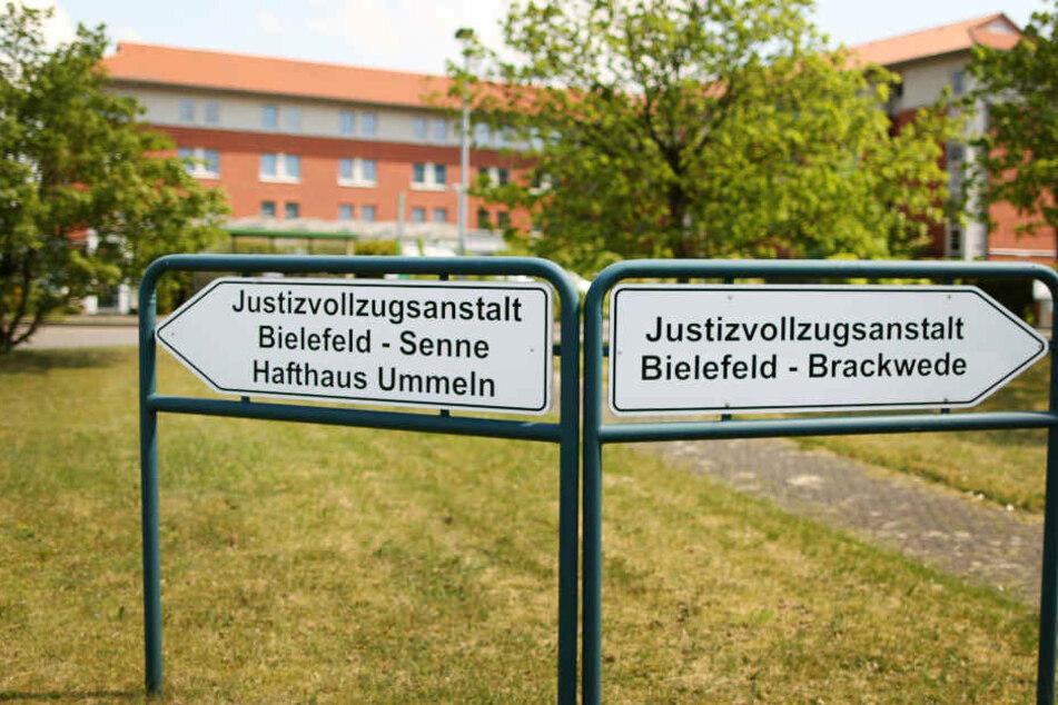 Spitzenreiter ist die JVA Bielefeld-Senne.