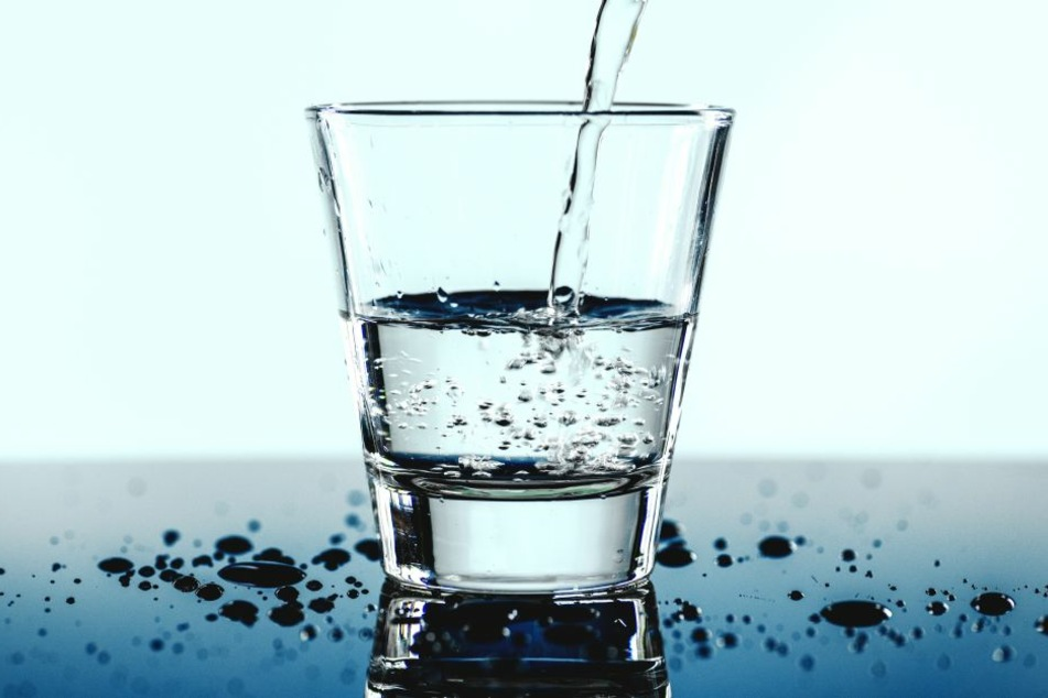 Trinkwasser kommt in bester Qualität aus dem Hahn!