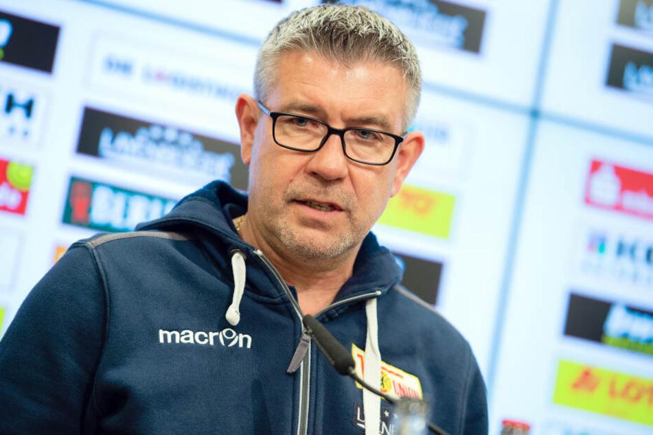 Wieder kein Sieg: Urs Fischer bemängelte die Leistung seiner Spieler in der Partie gegen Greuther Fürth.