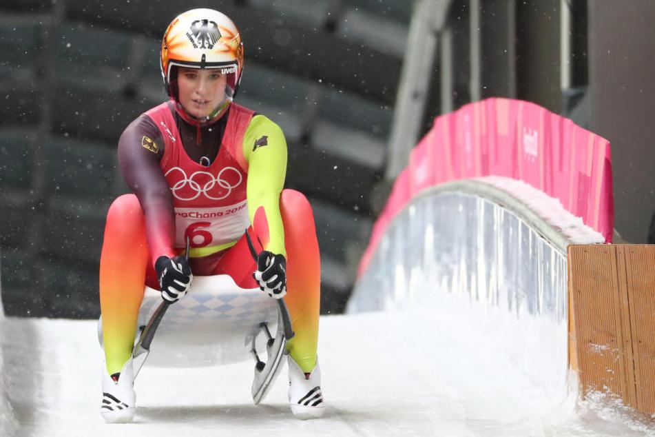 Natalie Geisenberger holte Gold.
