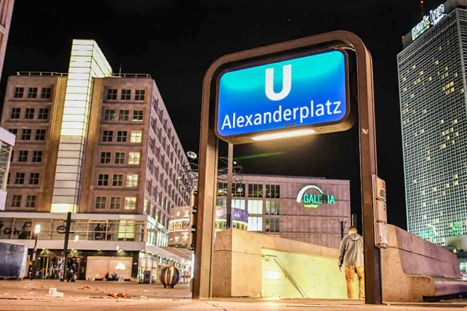 Am Mittwochabend kam es im Bereich des U-Bahnhofes zu einer Schlägerei.