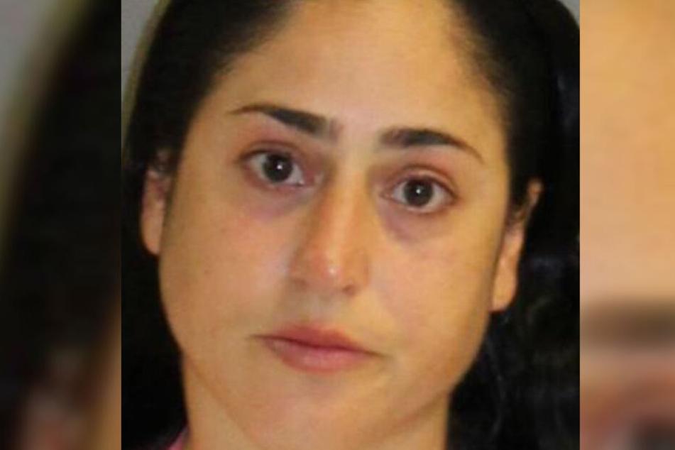 Ann Perugia (35) soll ihrem Sohn mit der Faust ins Gesicht geschlagen haben.